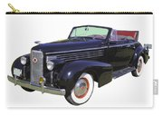 Black 1938 Cadillac Lasalle Carry-all Pouch