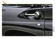 Black 57 Thunderbird Carry-all Pouch