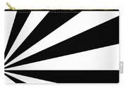 Black And White Art - 142 Carry-all Pouch