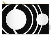 Black And White Art 170 Carry-all Pouch