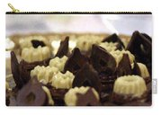 Black And White Chocolate Carry-all Pouch