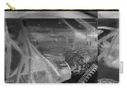 Black And White Moments Carry-all Pouch