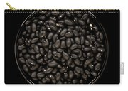 Black Beans In Bowl Carry-all Pouch