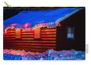 Black Bear Cabin Carry-all Pouch