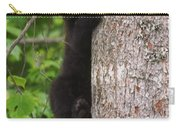 Black Bear Cub Carry-all Pouch