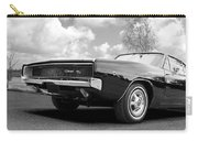 Black Beaut - Charger R/t Carry-all Pouch