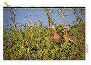 Black-bellied Whistling Ducks Carry-all Pouch
