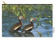 Black-bellied Whistling Ducks Wading Carry-all Pouch