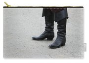 Black Boots Carry-all Pouch
