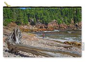 Black Brook In Cape Breton Highlands Np-ns Carry-all Pouch