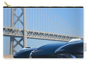 Black Cadillac In San Francisco Carry-all Pouch