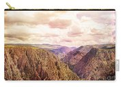 Black Canyon Colorado Carry-all Pouch