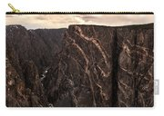 Black Canyon National Park In Colorado Carry-all Pouch