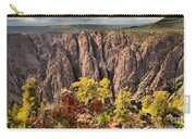 Black Canyon Spires Carry-all Pouch