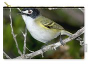 Black-capped Vireo Carry-all Pouch