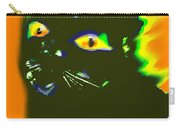 Black Cat 3 Carry-all Pouch