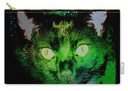 Black Cat Night Vision Carry-all Pouch