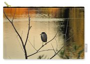 Black-crowned Night Heron Carry-all Pouch