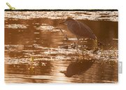 Black-crowned Night Heron Sunset Carry-all Pouch