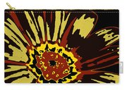 Black Eye Susanna Carry-all Pouch