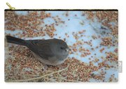 Black Eyed Junco Carry-all Pouch
