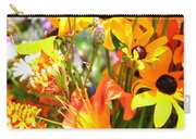 Black Eyed Susan Bouquet Carry-all Pouch