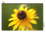 Black-eyed Susan With Friend Carry-all Pouch