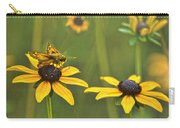 Black Eyed Susans Visitor Carry-all Pouch