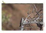 Black-faced Cuckoo Shrike Carry-all Pouch