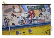 Black Family Reunion Mural Carry-all Pouch