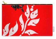 Black Fish Left Carry-all Pouch