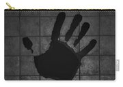 Black Hand Carry-all Pouch