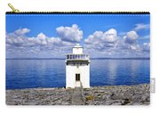 Black Head Lighthouse Carry-all Pouch