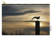 Black Headed Gull   Larus Ridibundus Carry-all Pouch