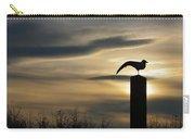 Black Headed Gull   Larus Ridibundus Carry-all Pouch