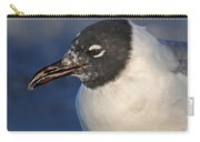 Black Headed Gull Portrait Carry-all Pouch