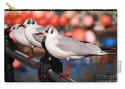 Black-headed Gulls Carry-all Pouch