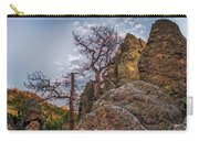 Black Hills Boulders Carry-all Pouch