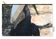 Black Hornbill Carry-all Pouch