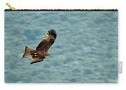 Black Kite Carry-all Pouch