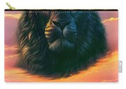 Black Lion Carry-all Pouch