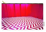 Black Lodge Magenta Carry-all Pouch