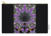 Black Magic Wand Fractal Carry-all Pouch