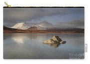 Black Mount And Lochan Na H-achlaise Carry-all Pouch