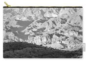 Black Mountains Of Arizona Carry-all Pouch
