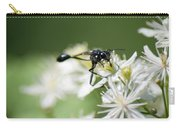 Black Mud Dauber Carry-all Pouch