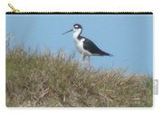 Black-necked Stilt Carry-all Pouch