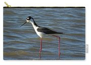 Black Necked Stilt Carry-all Pouch