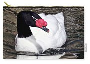 Black Necked Swan Carry-all Pouch