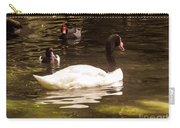 Black-necked Swan Carry-all Pouch
